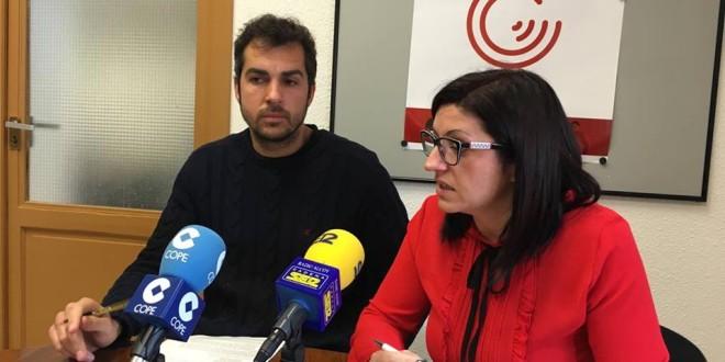 Guanyar dice que el PSOE debe los actos que ha realizado en el Ágora