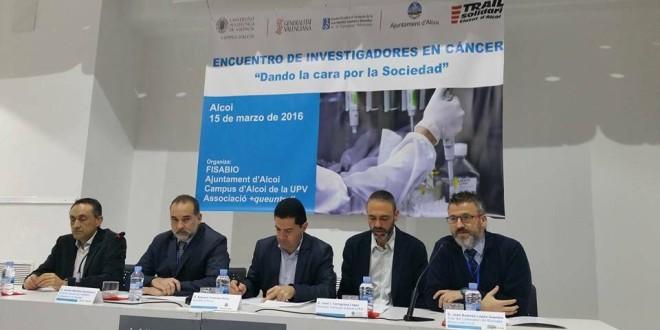 El Ágora reúne a investigadores valencianos contra el cáncer