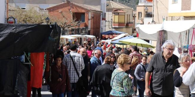El Mercado Tradicional de Benilloba supera todas las previsiones