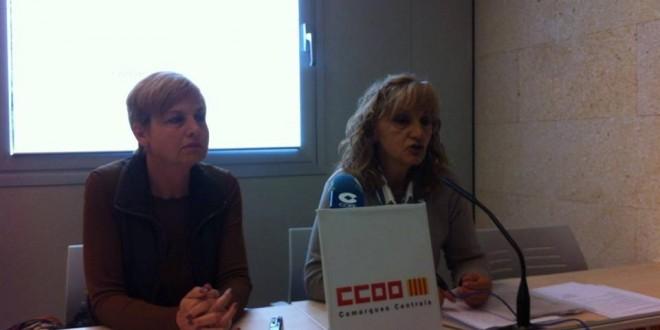 El sindicato CCOO crítico con la nueva gerencia del área de salud