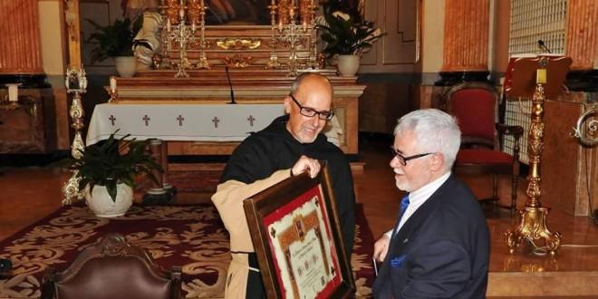 El pregón anuncia la Semana Santa alcoyana