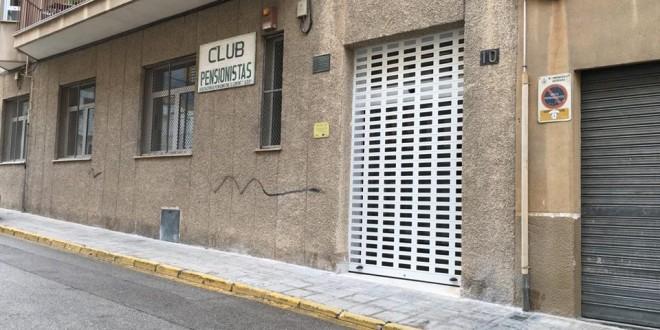 Inauguración de la sede de la UNDEF en Cocentaina
