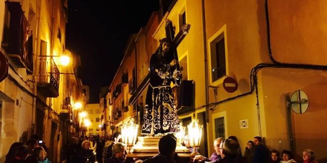 La comarca se adentra en la Semana Santa