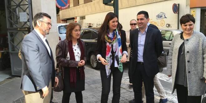 Sanidad anuncia un millón de euros para mejoras en el Hospital de Alcoy
