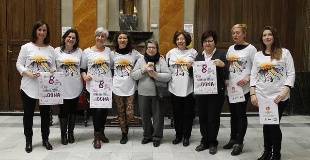 Alcoy rinde homenaje a las emprendedoras en el Día de la Mujer Trabajadora