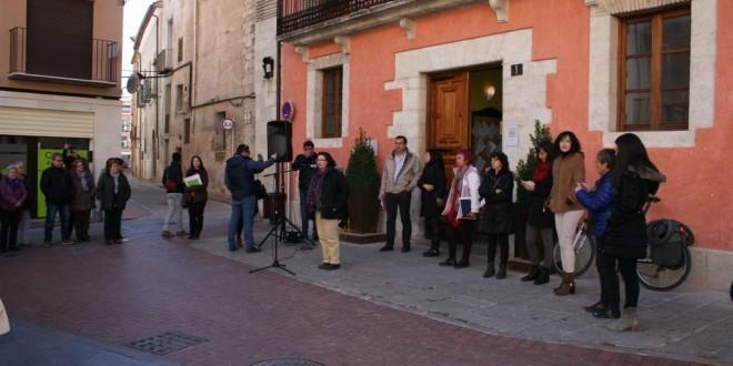 La comarca se suma al Día Internacional de la Mujer Trabajadora