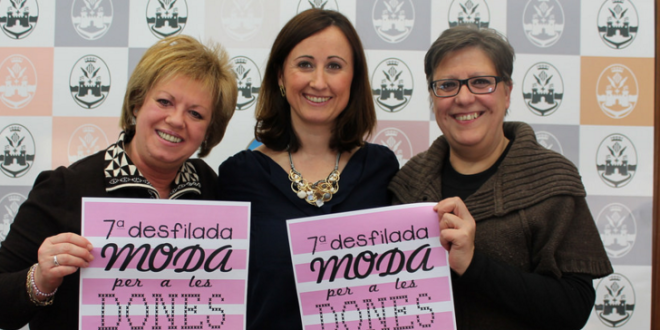 Séptima edición del desfile para mujeres mastectomizadas