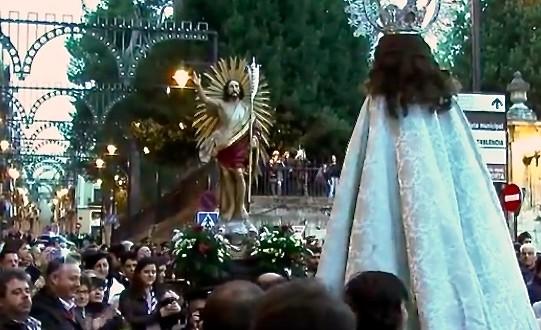 Domingo de Resurrección en Alcoy y comarca