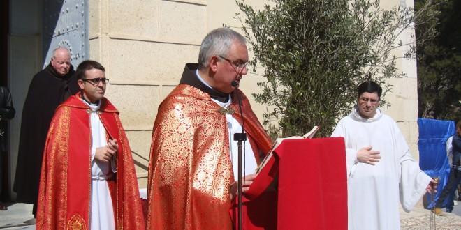 El Domingo de Ramos marca el inicio de la Semana Santa en la comarca