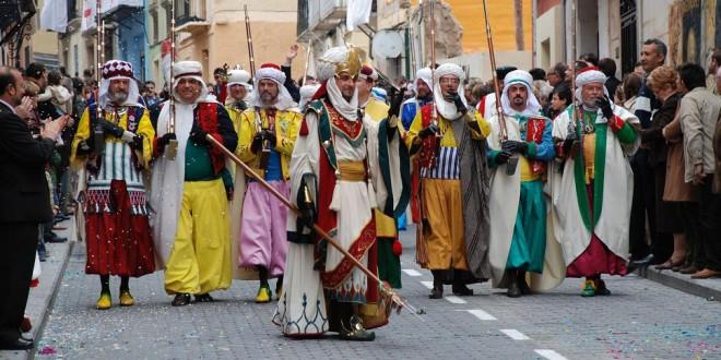 La Gloria anuncia el domingo la llegada de la Festa