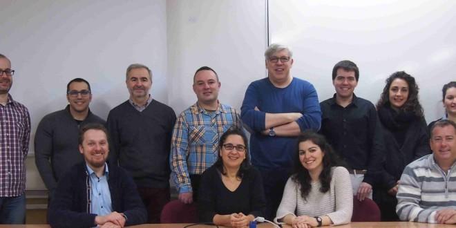 Investigadores internacionales analizan el tratamiento de aguas residuales