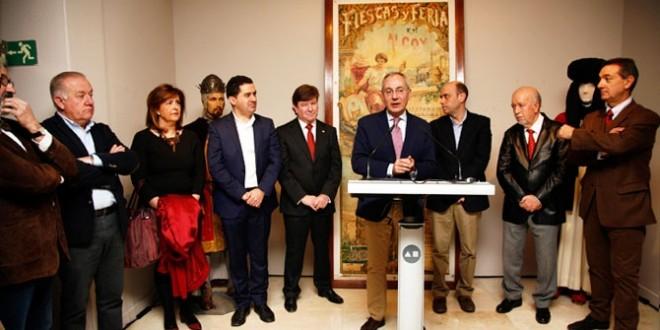 Alcoy traslada La Festa a Alicante