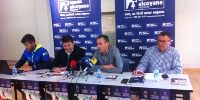 Presentada una nueva edición de la 10k Unión Alcoyana Seguros