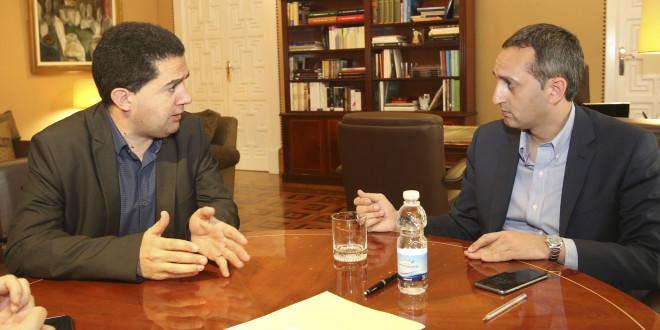 La Diputación invertirá para reconvertir Rodes en un complejo económico