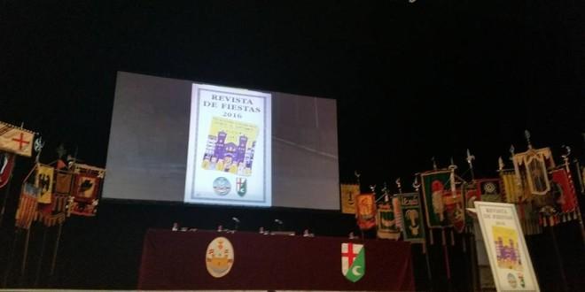 Dori Cantó ilustra la portada de la revista de fiestas