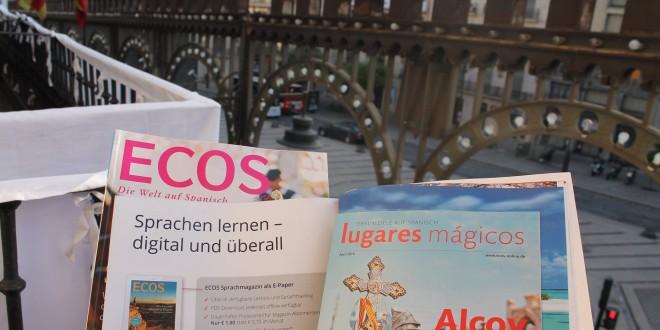 Las fiestas de moros y cristianos se dan a conocer en una revista alemana