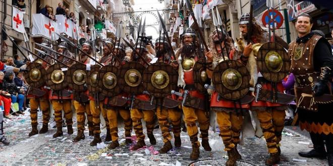 Las fiestas de 2017 podrían celebrarse a finales de abril