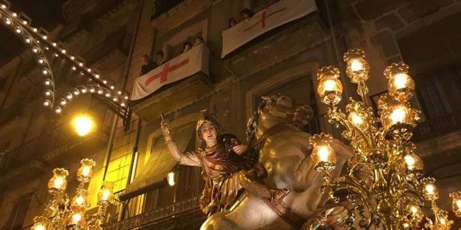 Día de San Jorge en Alcoy