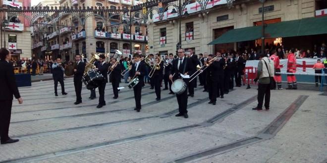 La Unión Musical de L´Orxa ganadora del concurso de la Fiesta del Pasodoble
