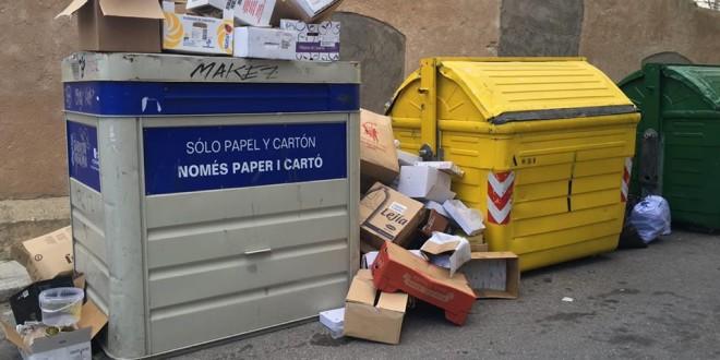 El PP duda de los plazos del Gobierno Local para poner en marcha el nuevo contrato de la basura