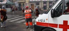 Dos detenciones durante las Fiestas de Moros y Cristianos de Alcoy