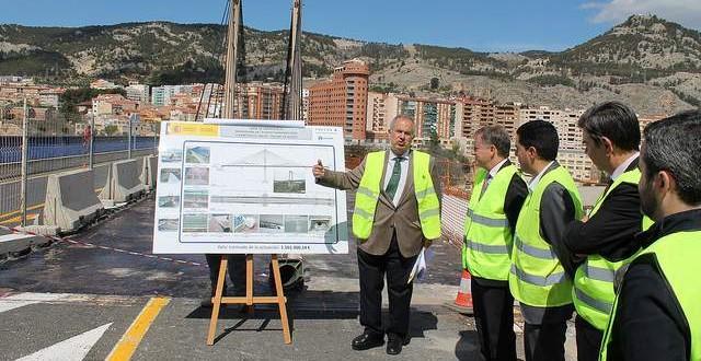 El Puente Fernando Reig tendrá dos carriles abiertos en fiestas