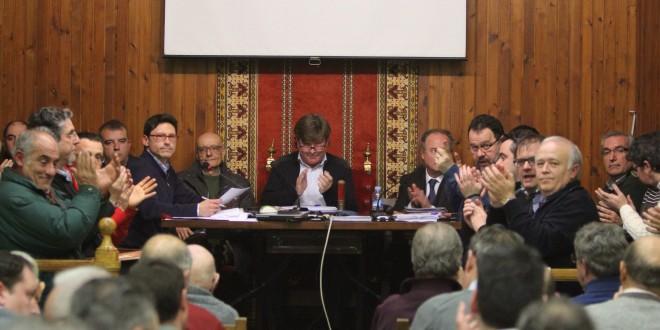La Asociación de San Jorge presenta la propuesta de reforma de los Estatutos