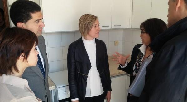Consellería habilita 10 viviendas para uso social en El Camí