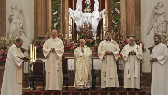 El cardenal Cañizares presidirá la misa del día de San Jorge