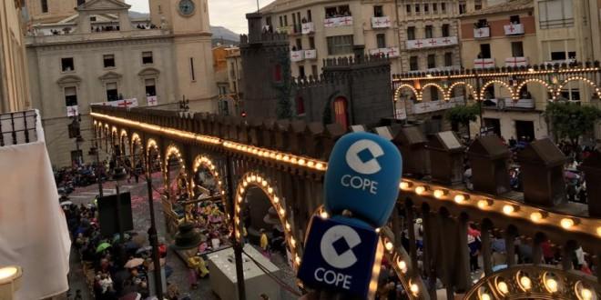 COPE Alcoy líder en redes sociales durante las Fiestas de Moros y Cristianos