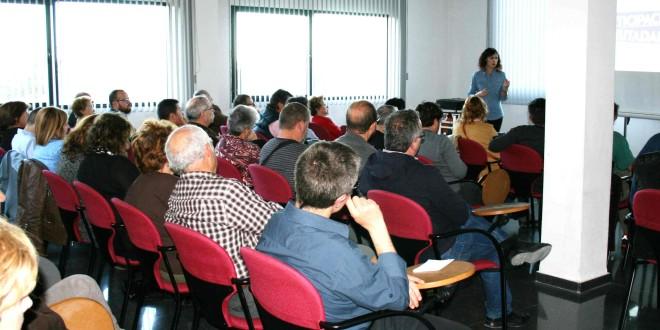 Primera reunión para los presupuestos participativos en Cocentaina