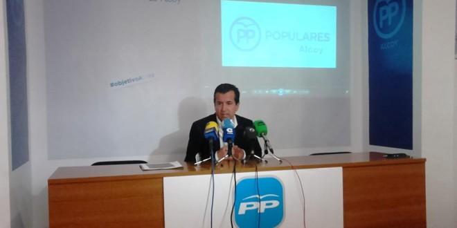 El PP defiende la viabilidad de Polop Alt para albergar suelo industrial
