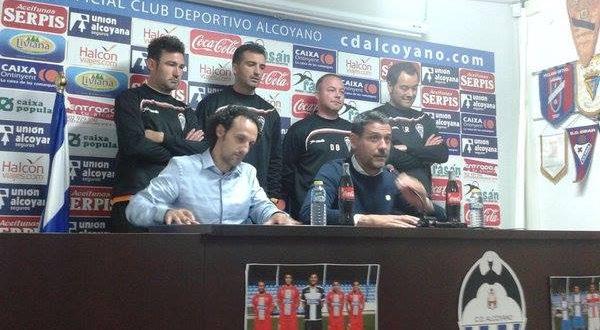Palop anuncia su marcha del Alcoyano