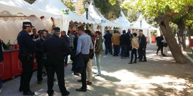 Guanyar Alcoi asegura que hubo irregularidades en la Feria Tapa i Festa