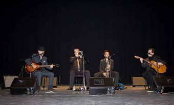 El concierto de Juan Perro atrajo a numerosos espectadores al Calderón
