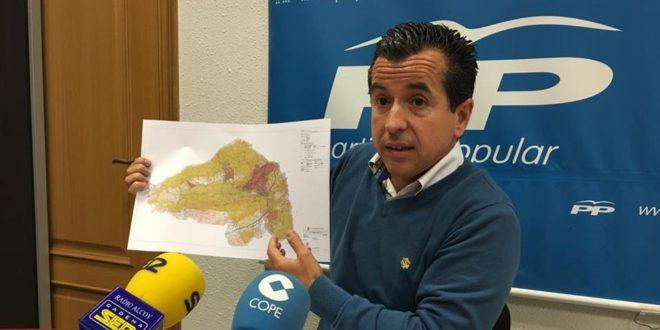 El PP dispuesto a renunciar a Polop Alt si se apuesta por La Canal para instalar industria