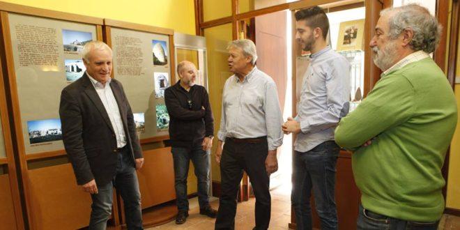 Col·lectiu-Compromís valora positivamente la visita del Secretario Autonómico de Cultura