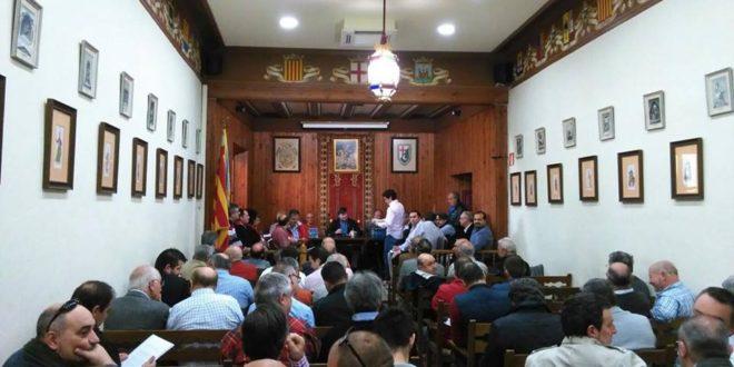 Aprobada la reforma del Estatuto de la Asociación de San Jorge