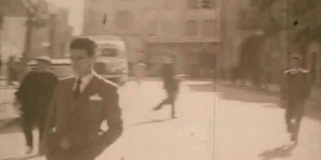 Recuperadas unas grabaciones que reflejan el Alcoy de los años cincuenta