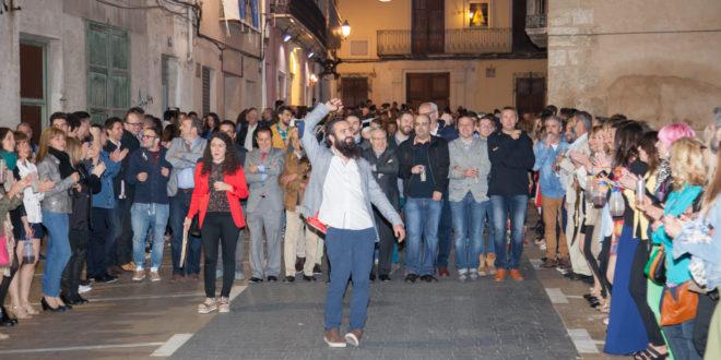 La Entraeta Oficial abrió la cuenta atrás hacia las fiestas de Muro