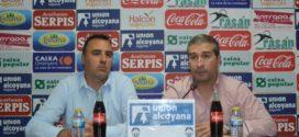 El Alcoyano presenta su Departamento de Fútbol