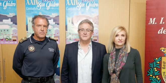 Castalla prepara la Feria de San Isidro