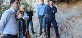 Compromís denuncia que Alcoy ha perdido una subvención para las pinturas de La Sarga