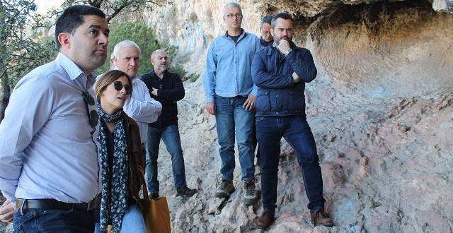 Alcoy busca impulsar el Patrimonio de la Humanidad de La Sarga