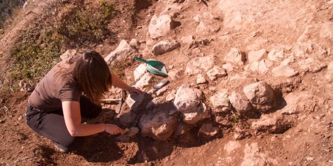Hallan un poblado romano-visigodo del siglo V en Cocentaina