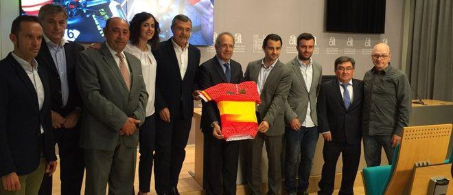 Presentado el Campeonato de España de ciclismo