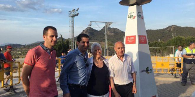 Alcoy despide a Santiago Blanquer, un emblema del ciclismo