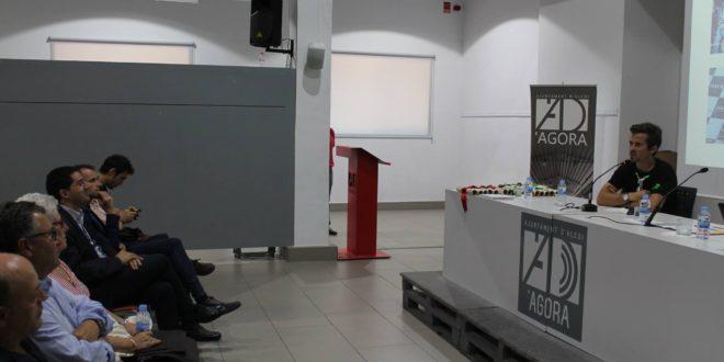 Nico Terol presente en las actividades previas al Esport 3D