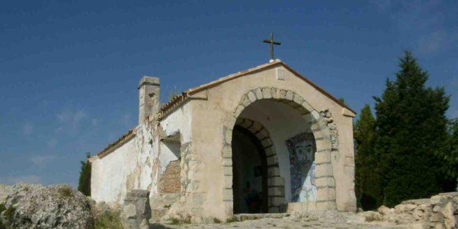 Los daños de la ermita del Preventorio urgen su rehabilitación
