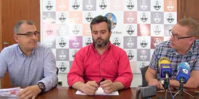 Alcoy acoge el encuentro de Escuelas Musicales de la comarca